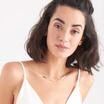 Necklace: Twist Collar Necklace by Ania Haie Australia