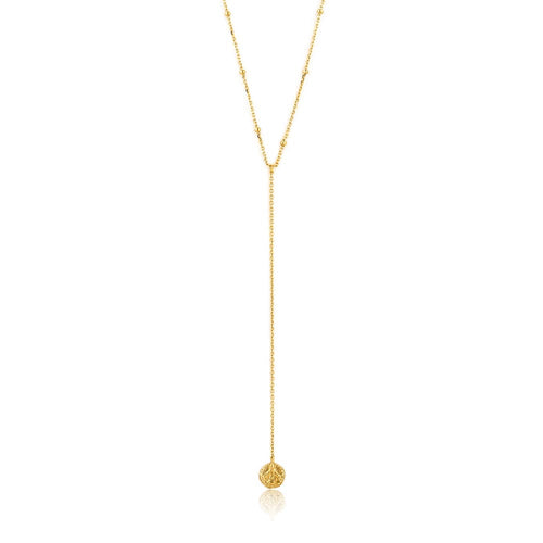 Necklace: Deus Y Necklace by Ania Haie Australia
