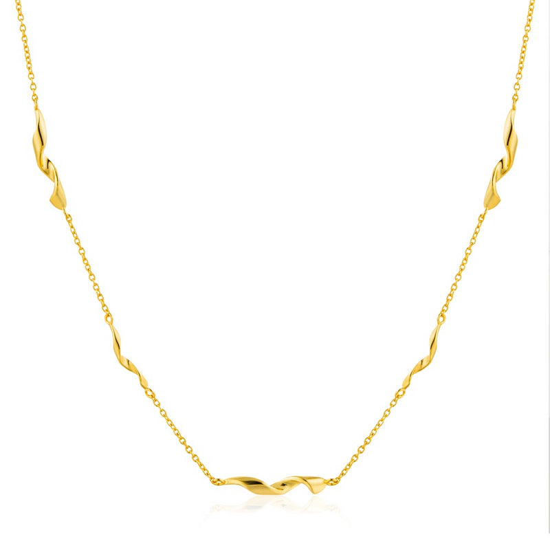 "Helix 15"" Necklace"