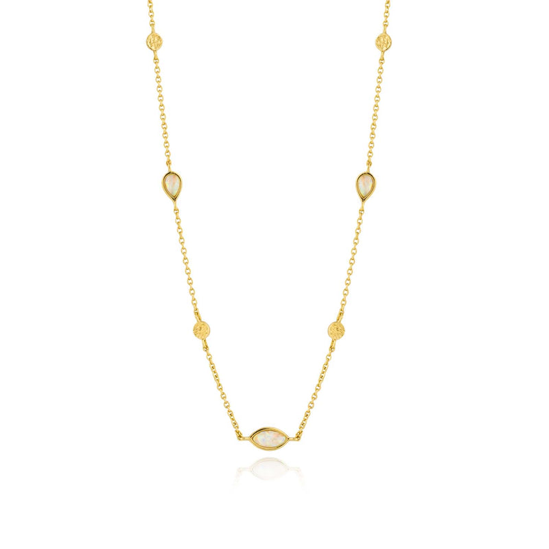 Opal Colour Necklace - Ania Haie Jewellery