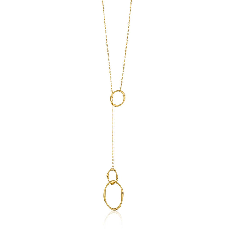 Swirl Nexus Necklace - Ania Haie Jewellery