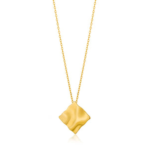 Crush Square Necklace - Ania Haie Jewellery