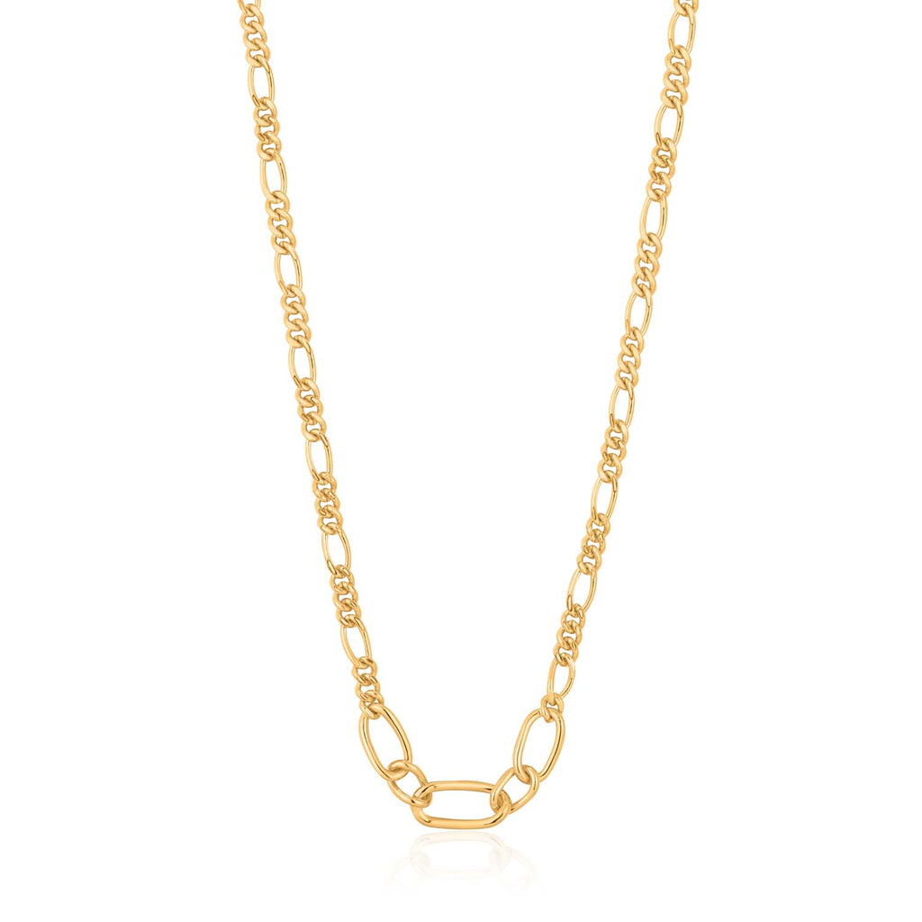 Figaro Chain Necklace - Ania Haie Jewellery