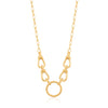 Horseshoe Link Necklace - Ania Haie Jewellery