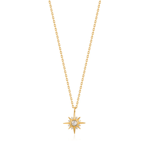 Midnight Star Necklace by Ania Haie