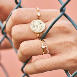 Shop the look: Bohemian Ring Look