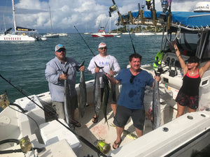 Fishing Charter Deposit - 10 Hour Trip