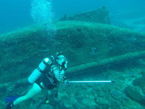 3 Tank Private Scuba Charter Deposit (6 diver max) Lunch Included