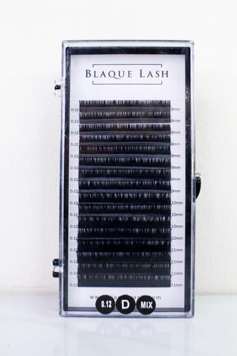 Affordable High Quality Black Classic Eyelash Extensions Tray
