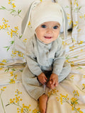 Rabbit Leggings and Cardigan Set - littleoliveco