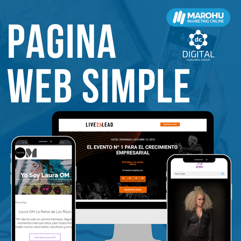 Página Web Simple