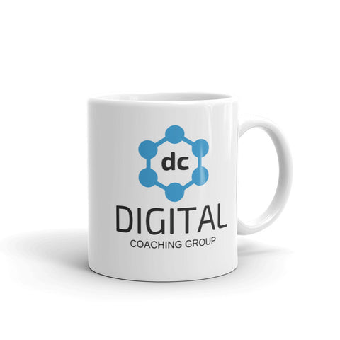 Mug - Digital Coaching Group - Digital Coaching Group