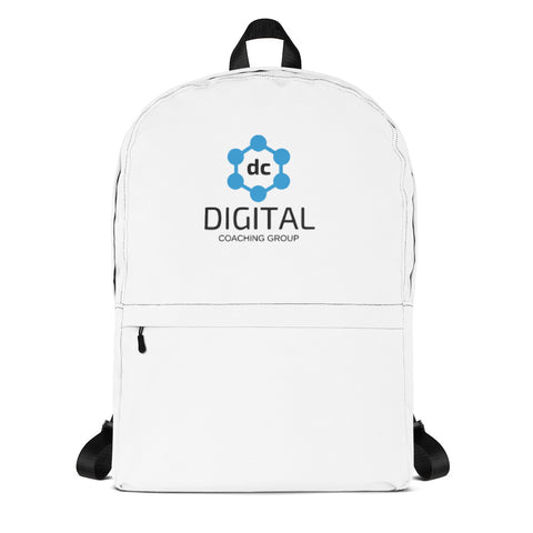 Mochila - Digital Coaching Group - Digital Coaching Group