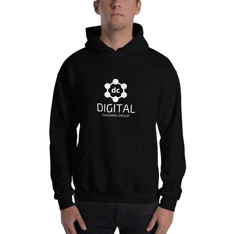 Sudadera con capucha - Digital Coaching Group - Digital Coaching Group