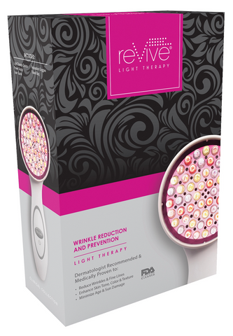 reVive Light Therapy Clinical - Wrinkle Reduction & Anti-Aging Light Therapy