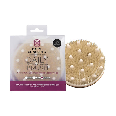 Daily Concepts Daily Detox Massage Brush