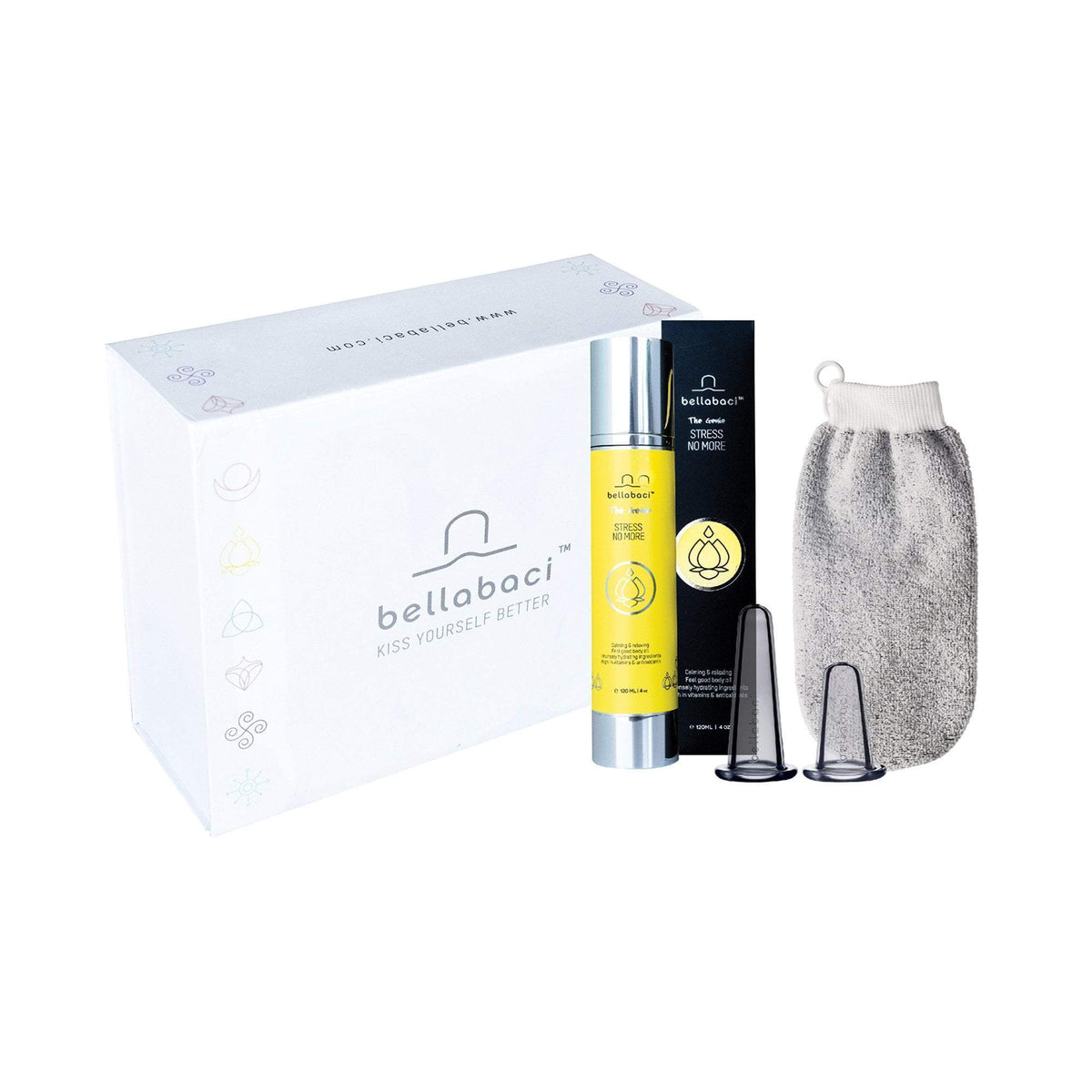 Bellabaci Stress No More Face Retail Kit