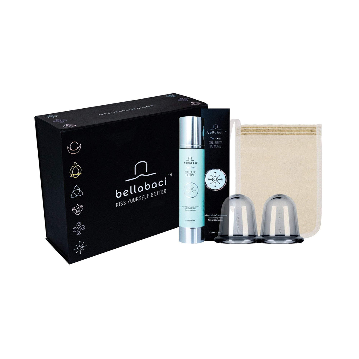 Bellbaci Cellulite Be Gone Body  Retail Kit
