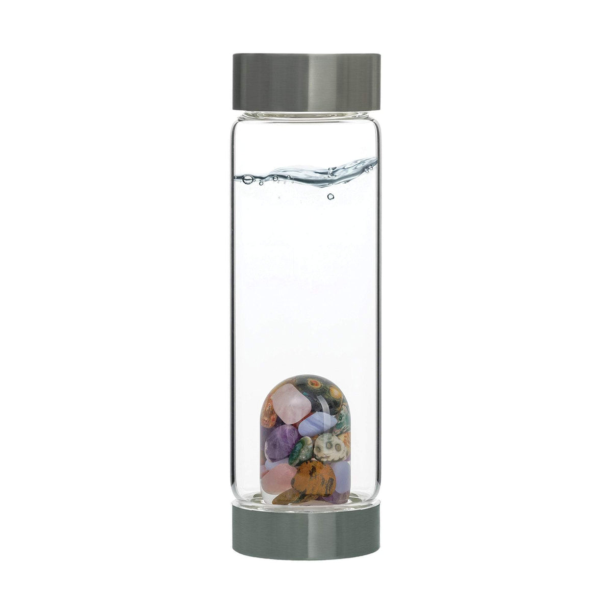 VitaJuwel Via 5 Elements Gemwater Bottle