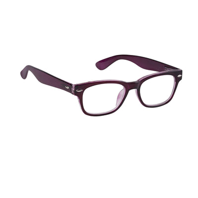 Peeperspecs Simply Peepers Red Reading Glasses