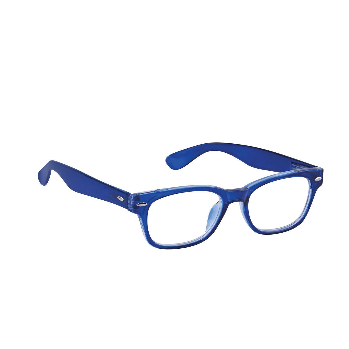 Peeperspecs Simply Peepers Blue Reading Glasses