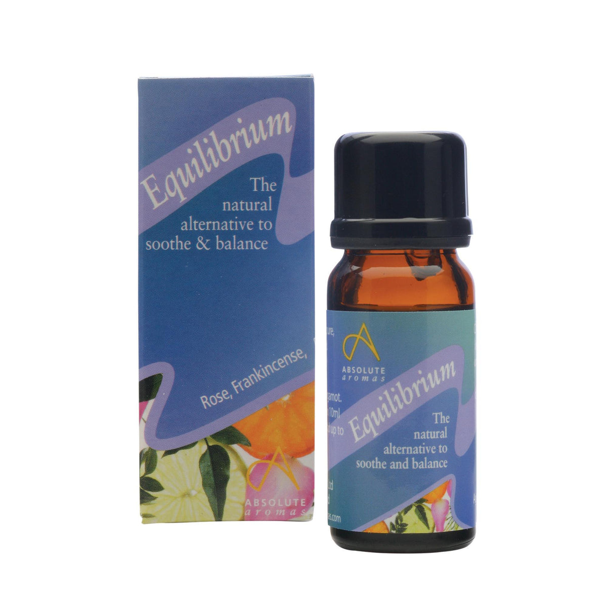 Absolute Aromas Equilibrium Aromatherapy Blend 0.33 Fl. Oz.