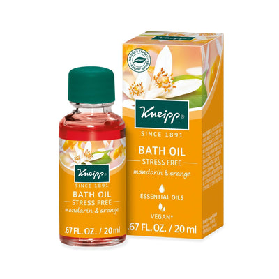 Kneipp Stress Free Bath Oil