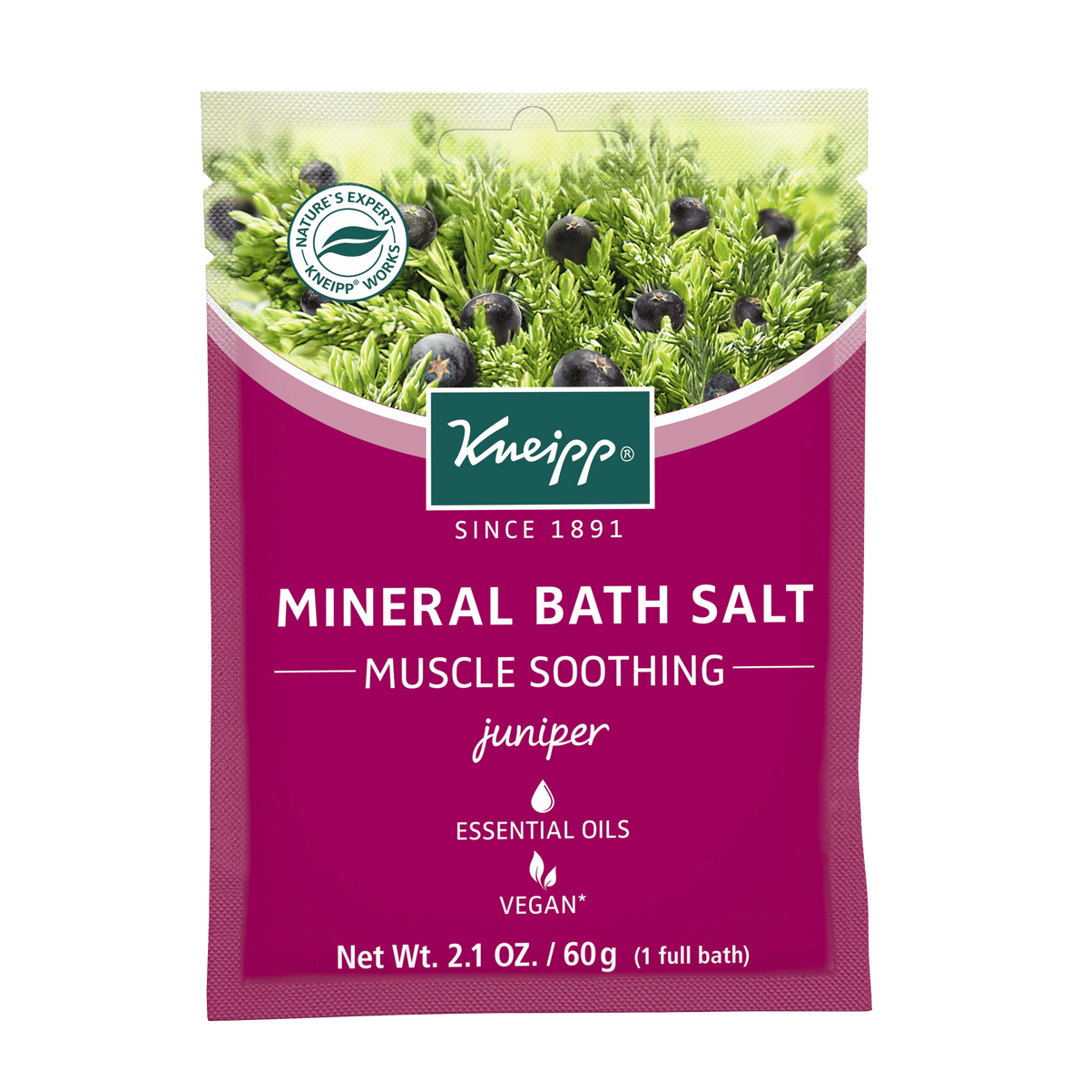 Kneipp Muscle Soothing Mineral Bath Salt