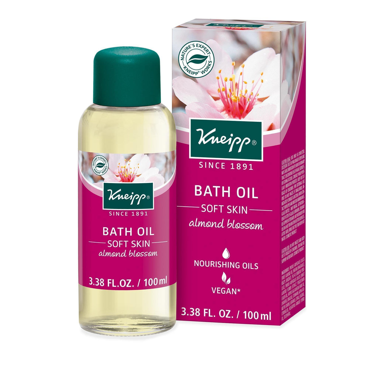 Kneipp Soft Skin Bath Oil