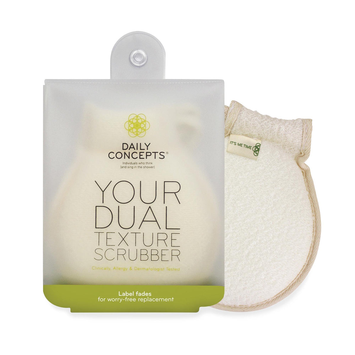 Daily Concepts Your Dual Texture Scrubber