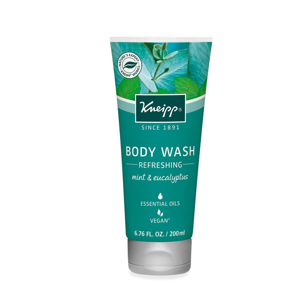 Kneipp Refreshing Body Wash 6.76 Fl. Oz.