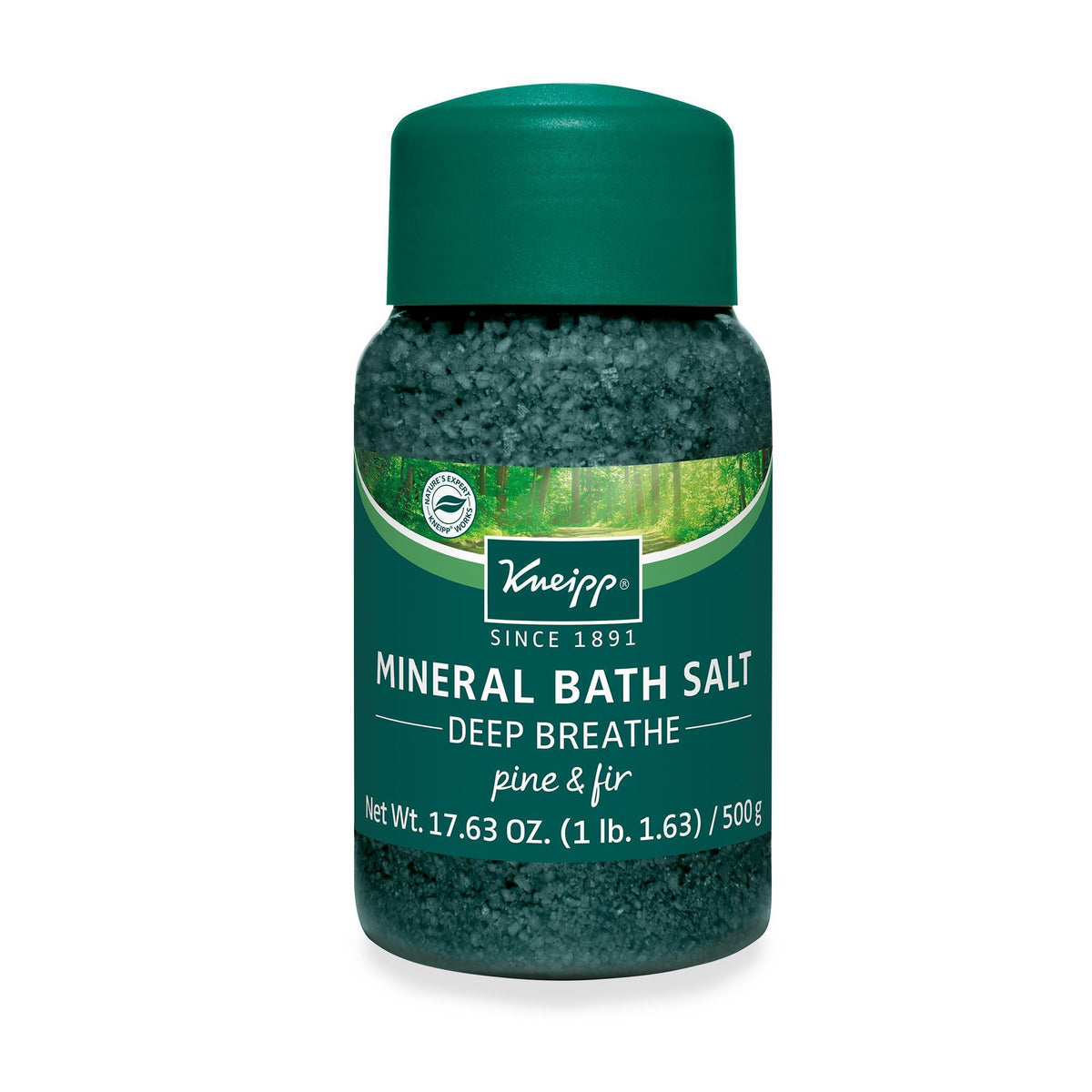 Kneipp Deep Breathe Mineral Bath Salt