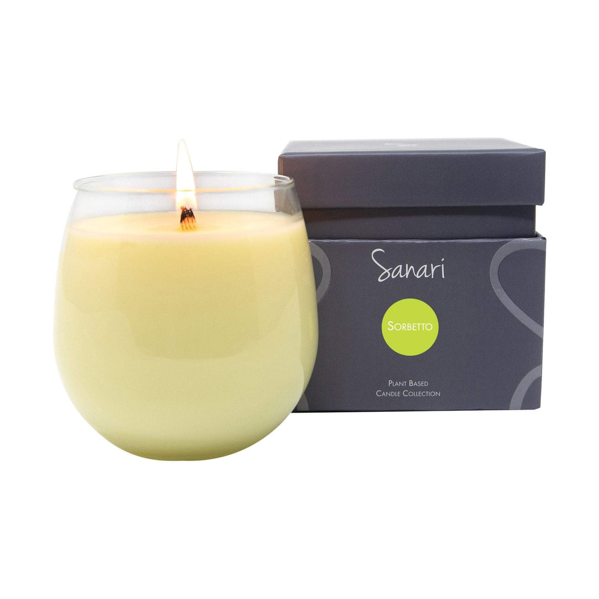 Candles Sanari Candle / Sorbetto / 16oz