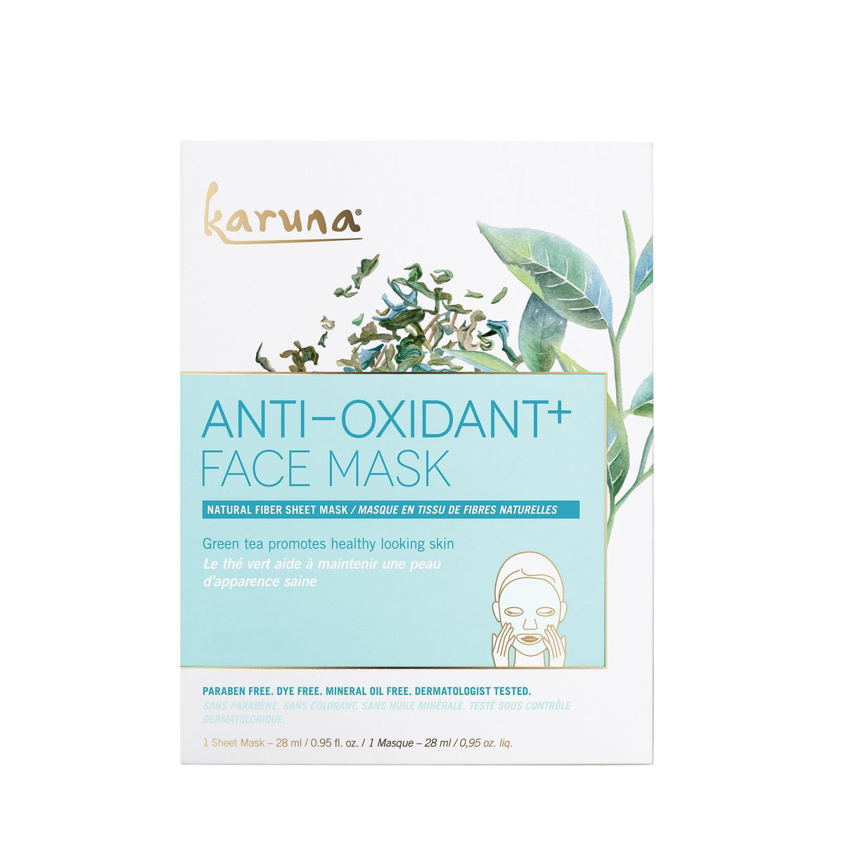 Karuna Antioxidant+ Face Mask