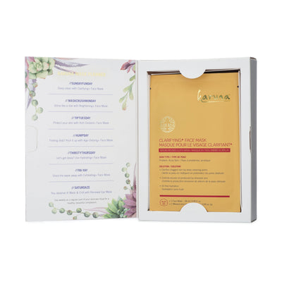 Exfoliants, Peels, Masks & Scr Karuna Face For All Kit