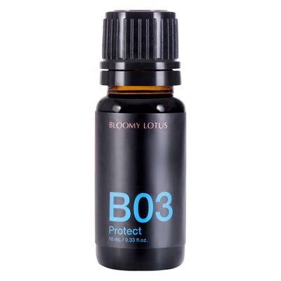 Bloomy Lotus B03 Protect Essential Oil, 10 ml
