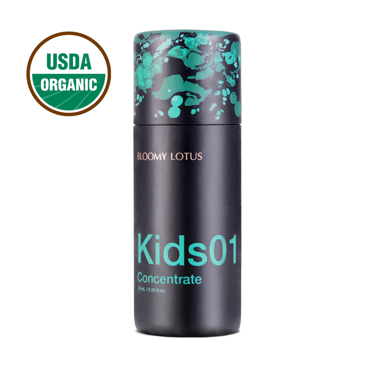 Bloomy Lotus Kids01 Concentration Essential Oil, 10 ml