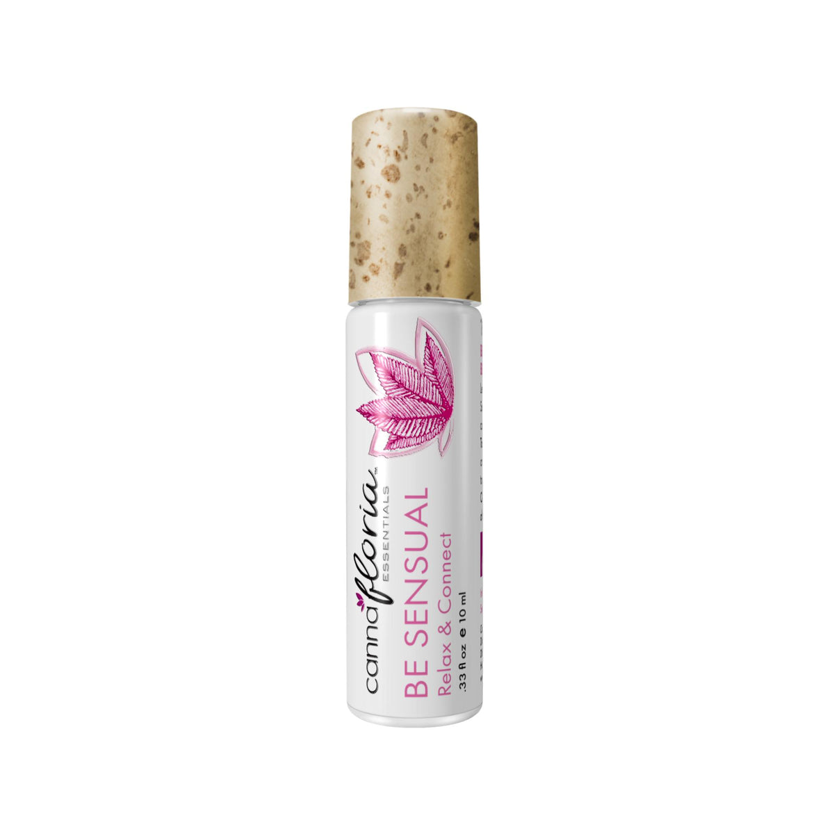 Cannafloria Aromatherapy Roll-On, Be Sensual