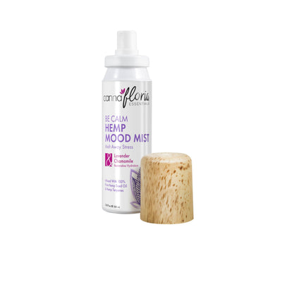 Cannafloria Hemp Mood Mist, Be Calm