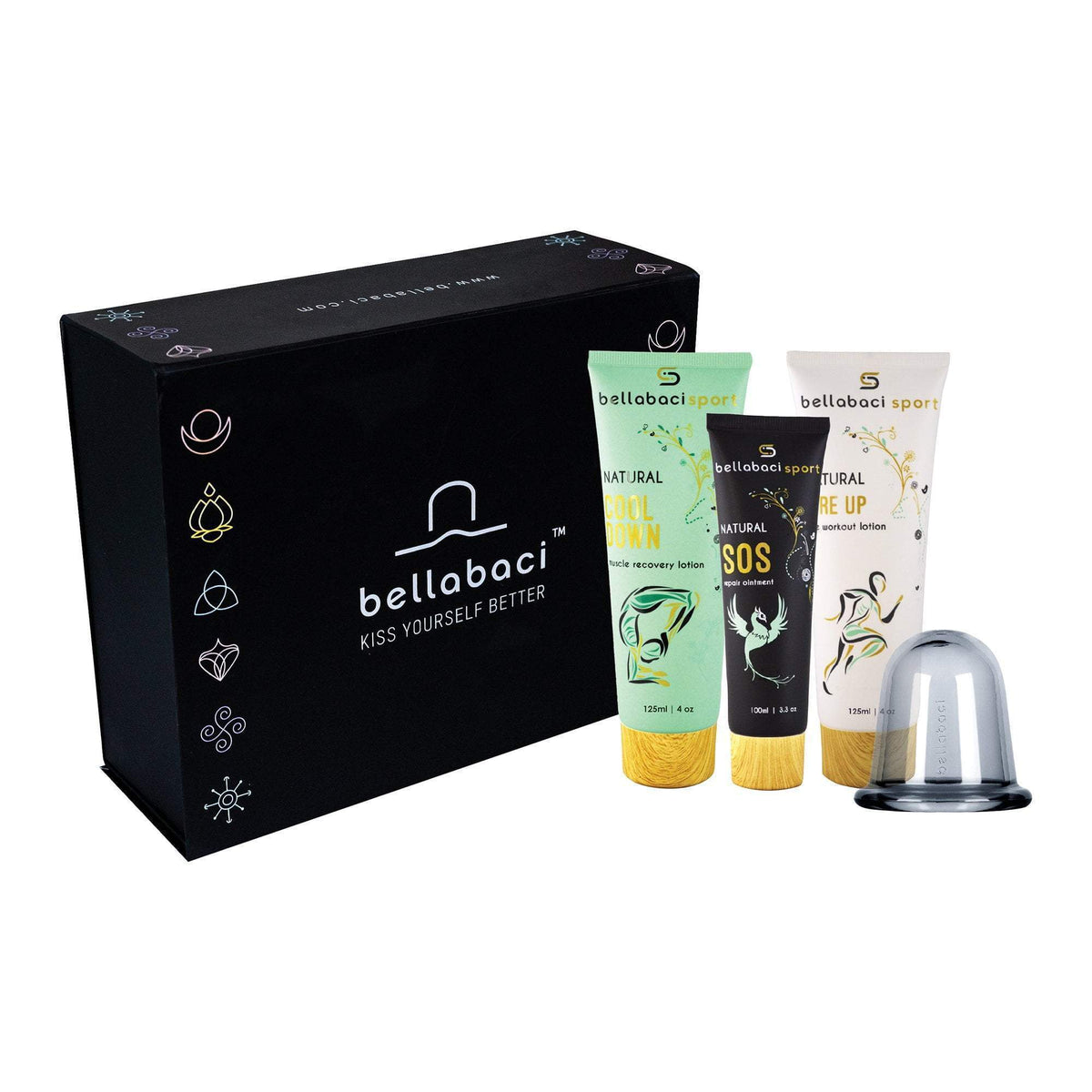 Gift Sets Bellabaci Sports Box Kit