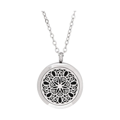 Jewelry Stainless Steel Circle of Love Pendant