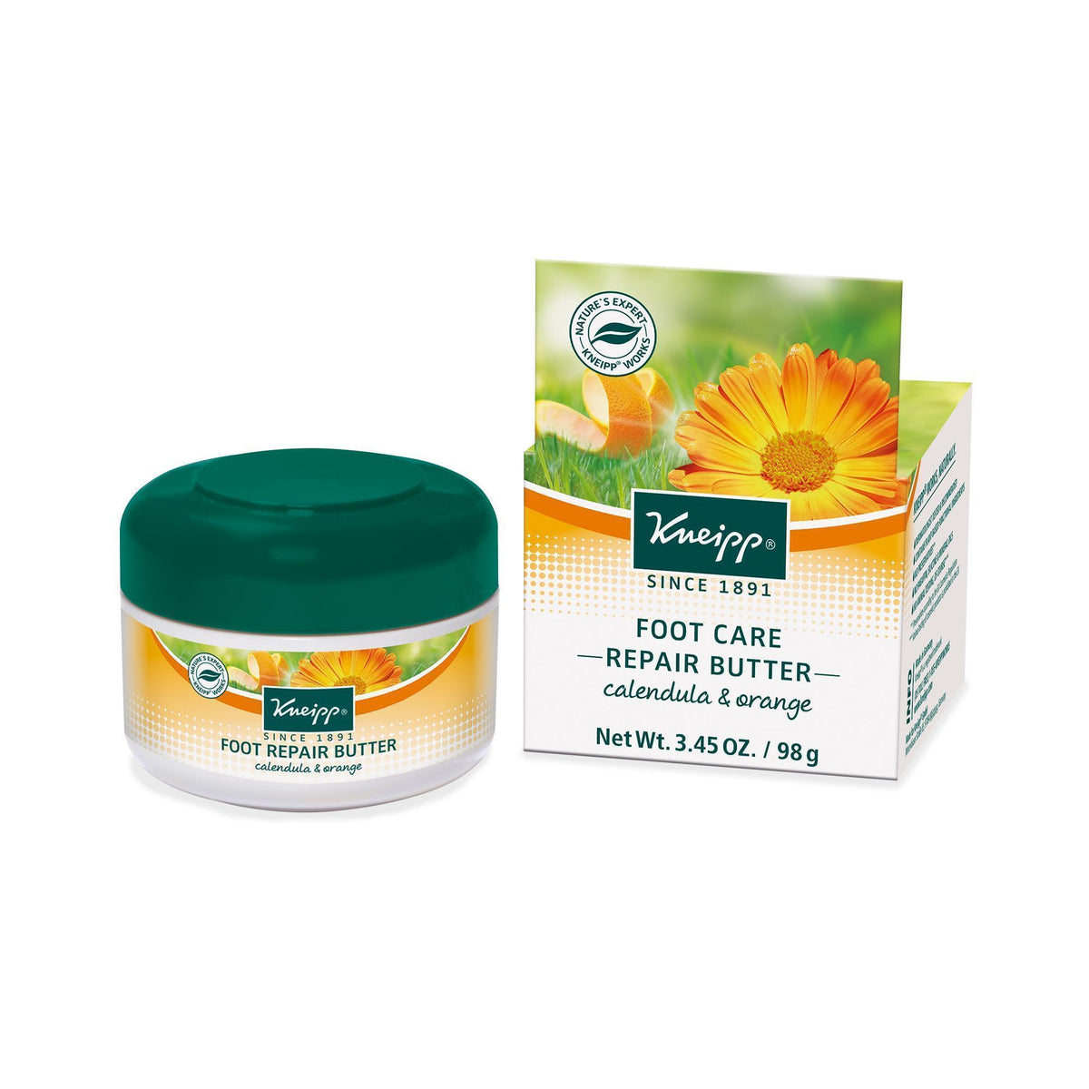 Kneipp Foot Repair Butter 3.45 Oz.