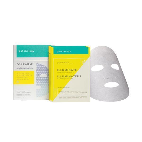 Patchology Illuminate FlashMasque 4 Pk.