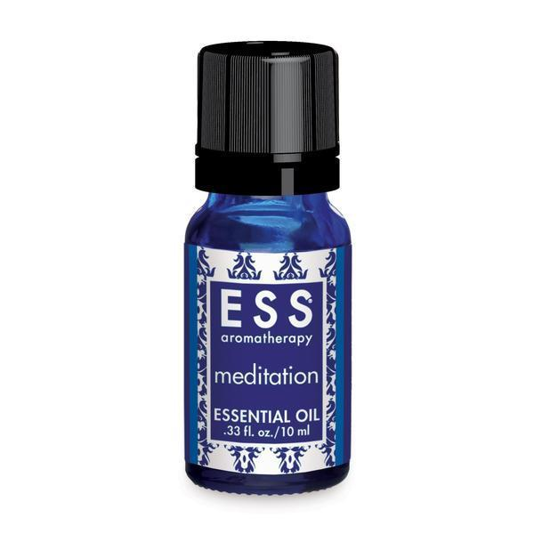 ESS Aromatherapy Meditation Essential Oil Blend 0.33 Fl. Oz.