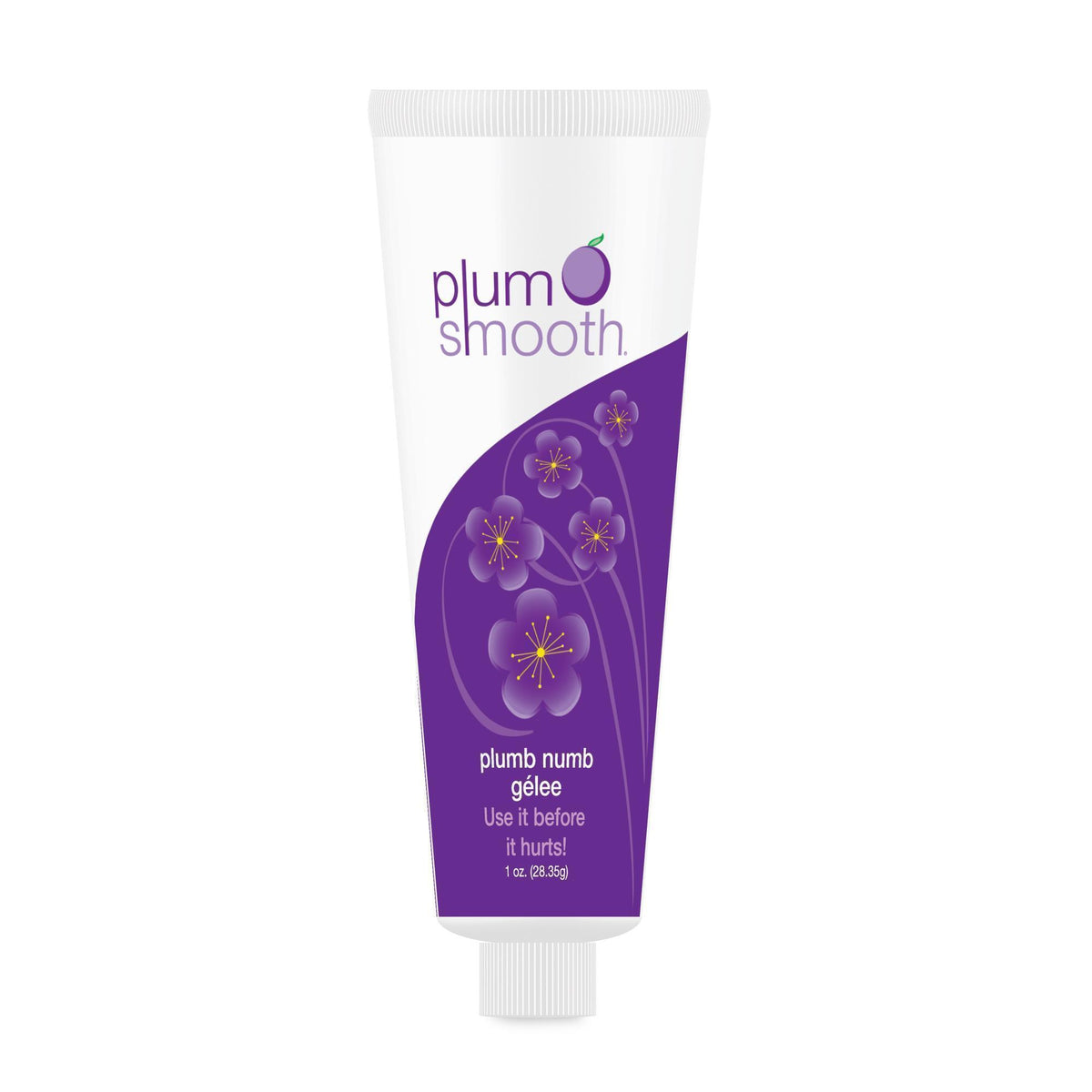 Pre-Wax Products Plum Smooth Plumb Numb / 1oz