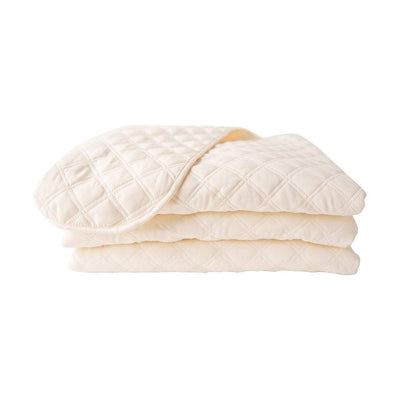 Sheets, Blankets & Accessories Natural Sposh Microfiber Quilted Blanket