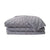 Sheets, Blankets & Accessories Slate Grey Sposh Microfiber Quilted Blanket