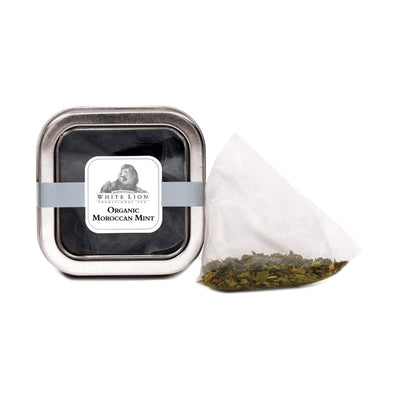White Lion Organic Moroccan Mint Tea