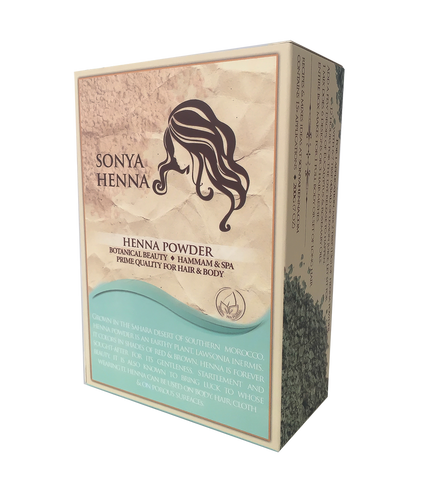 Sonya Henna Hair & Body 200G