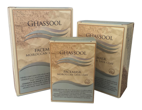 Ghassool FaceMask all 3 sizes